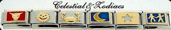 Celestial & Zodiac Charms
