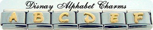 Disnay Alphabet