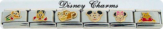 Disney Charms