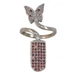Butterfly Silver L