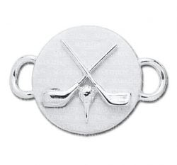 golf clubs clasp