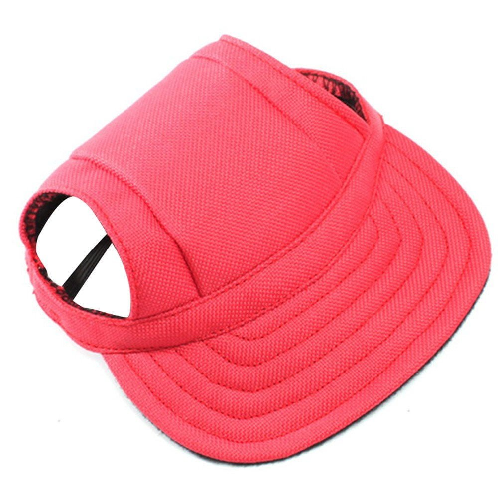 3293d576b98 Stylish red cap for dogs